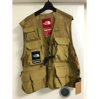 Supreme - supreme north face cargo vest
