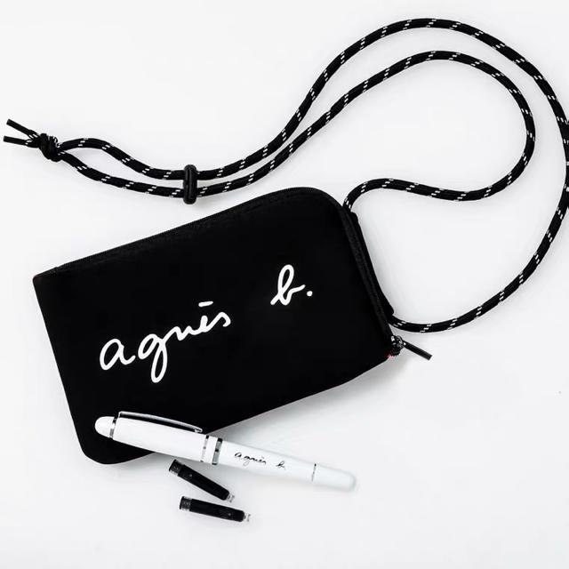 agnes b.(アニエスベー)のアニエスベー付録 マルチケース ショルダーバッグ 新品未使用 レディースのバッグ(ショルダーバッグ)の商品写真