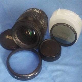 Nikon - ☆ジャンク品NikkorAF28-80mmD付属品充実!
