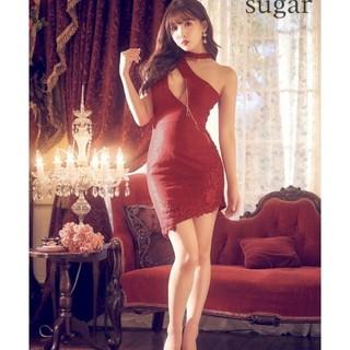 ROBE - sugar ROBE de FLEURS Glossy キャバドレス