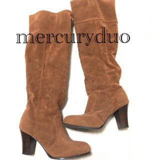 マーキュリーデュオ(MERCURYDUO)のマーキュリーデュオ ロングブーツ(ブーツ)