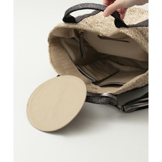 URBAN RESEARCH(アーバンリサーチ)のVIOLAd'OROURBANRESEARCH SonnyLabeかごバッグ レディースのバッグ(かごバッグ/ストローバッグ)の商品写真