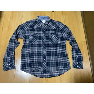 ライトオン(Right-on)のチェックシャツ(シャツ)