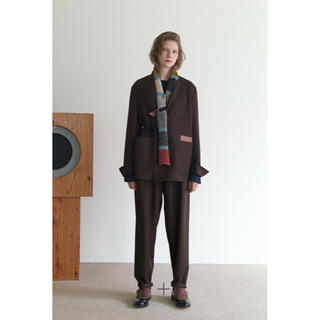 SUNSEA - 【SUNSEA】20AW N.M Thickened set-up Blown