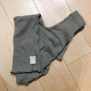 SM2 - SM2 リブTシャツ ハイネック