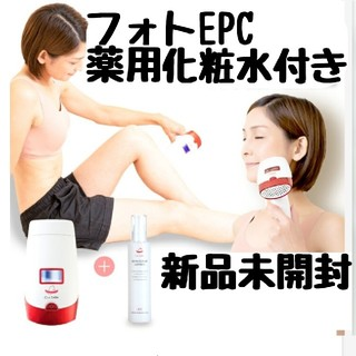 Dr.Ci Labo - シーズ・ラボ T009I 美顔器 フォト EPC 薬用化粧水付属