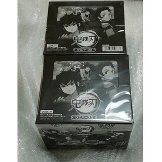 【即日発送】 鬼滅の刃 ウエハース 2 【2箱(40袋)セット】(キャラクターグッズ)