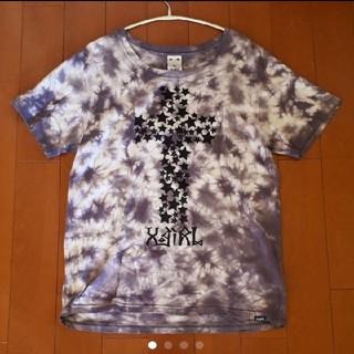 エックスガール(X-girl)のX-girl タイダイ柄 Tシャツ(Tシャツ/カットソー(半袖/袖なし))