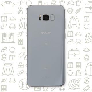 サムスン(SAMSUNG)の【B】GalaxyS8+/SCV35/64/au(スマートフォン本体)