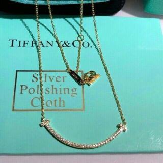 Tiffany & Co. - 最終値下げ ティファニー T スマイルペンダント