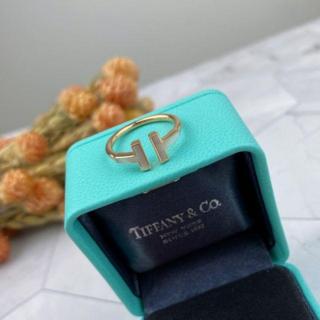 Tiffany & Co. - 正規品 Tiffany & Co. 指輪 14号