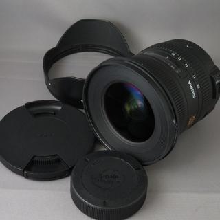 SIGMA - シグマ ニコン用10-20mm F3.5DC HSM