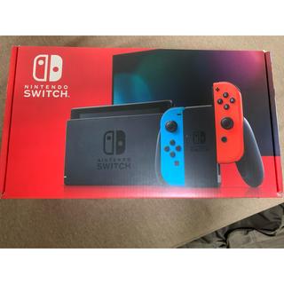 任天堂 - Nintendo Switch ネオンブルー/レッド 本体