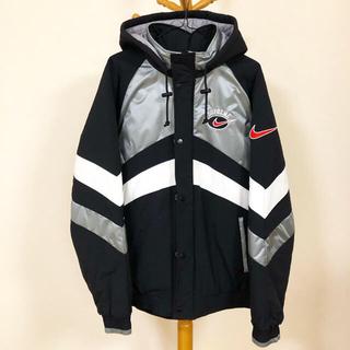 Supreme - nike hooded sport jacket