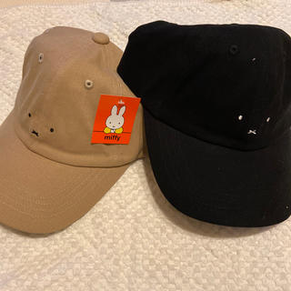 ミッフィー  帽子