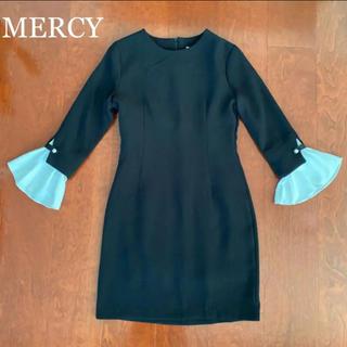 マーシー(mercy.)のMERCYワンピース(ひざ丈ワンピース)