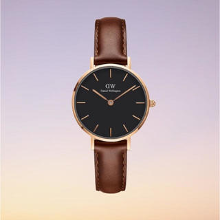 Daniel Wellington - 安心保証付き【32㎜】ダニエル ウェリントン腕時計DW00100169
