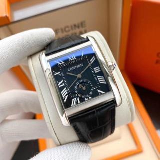 即購入OK !!カルティエ Cartier 腕時計 メンズ 自動巻き
