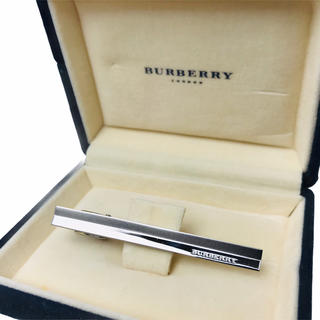 バーバリー(BURBERRY)の☆特別価格☆ BURBERRY バーバリー ネクタイピン 折り込み(ネクタイピン)