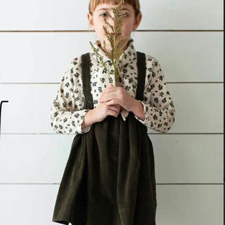 Caramel baby&child  - soor ploom ブラウス 4-5y