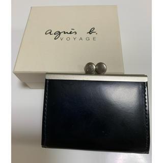 アニエスベー(agnes b.)のアニエス・ベー がま口ミニ財布(コインケース)