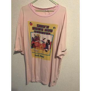 リトルサニーバイト(little sunny bite)のリトルサニーバイト ビックTシャツ(Tシャツ(半袖/袖なし))