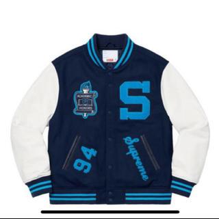 Supreme - supreme  team varsity jacket Lサイズ シュプリーム