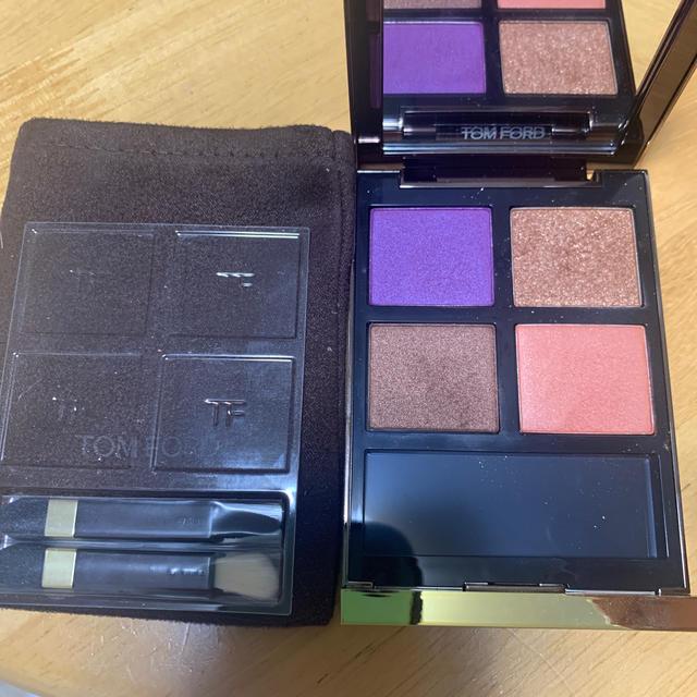 TOM FORD(トムフォード)の美品 トムフォード アフリカンバイオレット コスメ/美容のベースメイク/化粧品(アイシャドウ)の商品写真