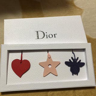 Christian Dior - Dior チャーム 3個セット