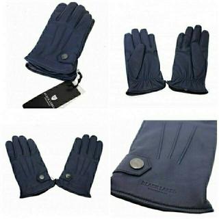 BLACK LABEL CRESTBRIDGE - 【新品未使用】BLACK LABEL CRESTBRIDGE 手袋 シープレザー