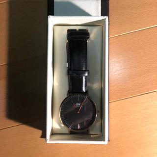 ダニエルウェリントン(Daniel Wellington)のDaniel Wellington 腕時計 (送料込み・値下げ可能)(腕時計(アナログ))