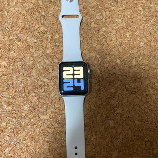 アップルウォッチ(Apple Watch)のApplewatchseries3(腕時計(デジタル))