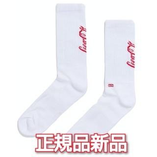 シュプリーム(Supreme)の送料込 KITH x Coca Cola Classic Logo Sock(ソックス)