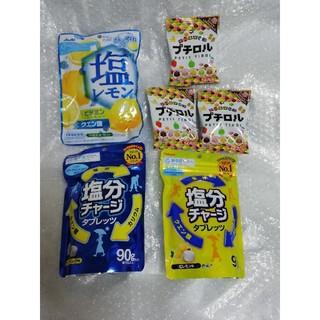 のど飴、 プチ チロルチョコ お菓子セット (菓子/デザート)