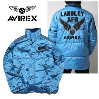 アヴィレックス(AVIREX)の 《アヴィレックス》新品 中綿パディングジャケット ブルゾン ジャンパー 2XL(ダウンジャケット)