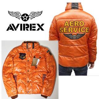 アヴィレックス(AVIREX)の 《アヴィレックス》新品 T.A.F. 中綿パディング ジャケット ダウン M(ダウンジャケット)