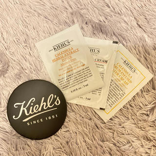 キールズ(Kiehl's)の【新品未使用】キールズ ミラー&サンプルセット(サンプル/トライアルキット)