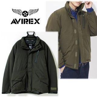 アヴィレックス(AVIREX)の 《アヴィレックス》新品 高機能中綿素材使用 パディングジャケット XL(ダウンジャケット)