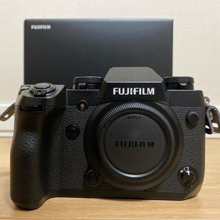 富士フイルム - 【⠀週末特価】【美品】FUJIFILM X-H1 ミラーレス一眼
