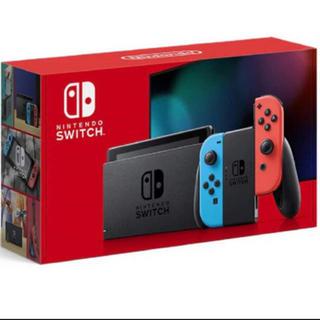任天堂 - 【新モデル】Nintendo Switch本体(ネオンカラー)