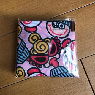 HYSTERIC MINI - ヒスミニ エコバッグ ピンク Mサイズ