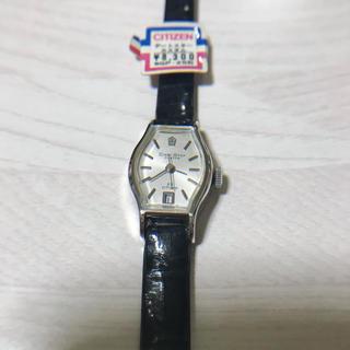CITIZEN - シチズン CITIZEN デートスターカスタム 手巻き 腕時計 レディース