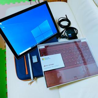 Microsoft - 美品 Surface Pro SSD 256GB 8GB office 搭載済