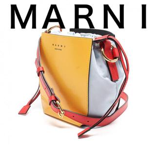 Marni - 即完売❗️定価約15万 MARNI 2020年新作 ショルダーバッグ マルニ