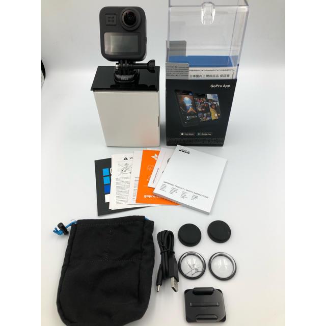 GoPro(ゴープロ)のGoPro Max 360°カメラ スマホ/家電/カメラのカメラ(ビデオカメラ)の商品写真