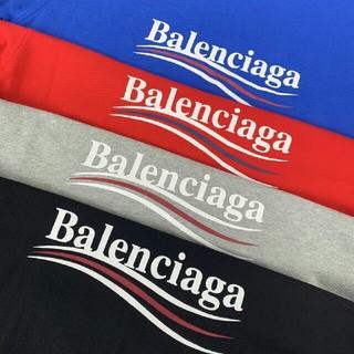 Balenciaga - BALENCIAGA パーカー100%棉  男女兼用