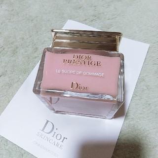 ディオール(Dior)のDior ルゴマージュ 洗顔(洗顔料)