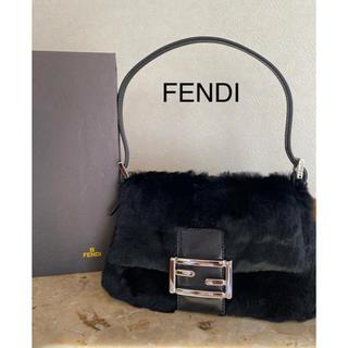FENDI - FENDI フェンディ ミンクファーバッグ