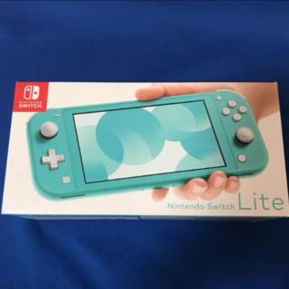 Nintendo Switch - 新品未開封★Switch 任天堂スイッチライト本体 グレー ニンテンドウ