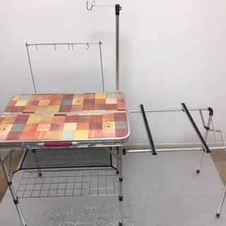 Coleman - コールマン (Coleman)  テーブル オールインワン キッチンテーブ